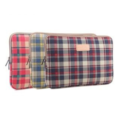 LISEN - Plaid Laptop Sleeve