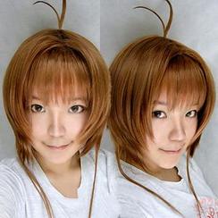 Ghost Cos Wigs - Cosplay Wig - Cardcaptor Sakura Sakura Kinomoto