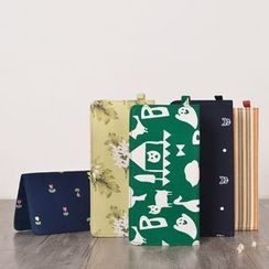 SUPER LOVER - Printed Long Wallet