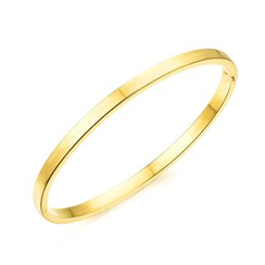 Tenri - 18K Gold Plated Bangle