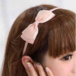59 Seconds - Bow-Accent Hair Band