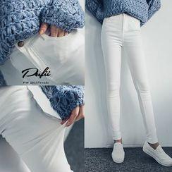 PUFII - Fleece-Lined Leggings