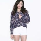 Secret;BB - Star-Print Shirt
