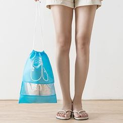 Sucarlin - Travel Drawstring Shoe Bag