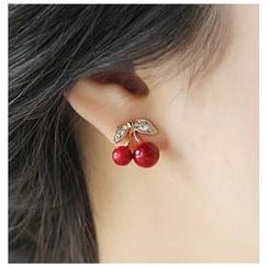 Cheermo - Cherry Earrings