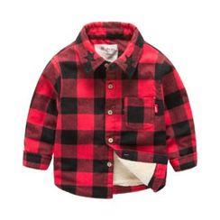 Kido - Kids Check Shirt