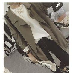 MATO - 3/4-Sleeve Trench Jacket