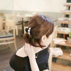 Aokuna - Faux-Pearl Hair Claw