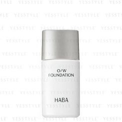 HABA - O/W Foundation SPF 23 PA++ (#01)