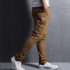 MR.PARK - Pleated Slim-Fit Pants