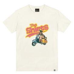 the shirts - Motorcycle Print T-Shirt