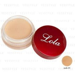 Lola - 隱形透薄遮瑕膏 (#1 Nude)