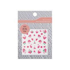 Missha - Water Free Decal Nail Sticker (Flower Bouquet)
