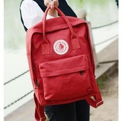 Miss Sweety - Convertible Canvas Backpack