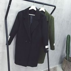 KANGI - Button Coat