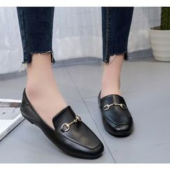 Simply Walk - Buckled Loafers