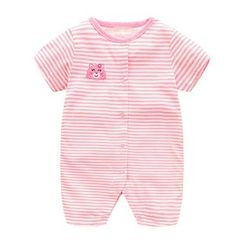 Madou - Baby Striped One-Piece