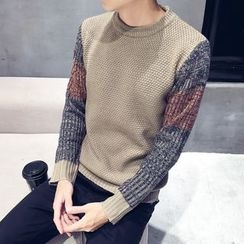 JVR - Color-Block Sweater