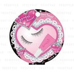 Koji - Spring Heart Eyelash (#28 Sweet Natural)