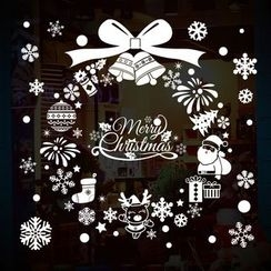 LESIGN - Christmas Wall Sticker