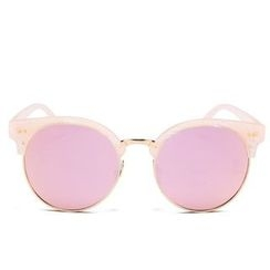 UnaHome Glasses - 圆框太阳镜