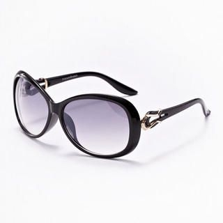 Moonbasa - Metal Accent Sunglasses