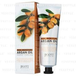 Jigott - Real Moisture Argan Oil Hand Cream