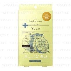 LuLuLun - Yuzu Aroma Oil Mask