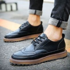 MR.GONG - Brogue Oxfords