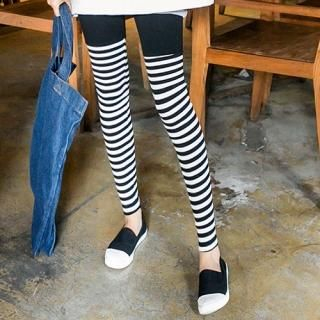 PIPPIN - Striped Leggings