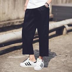Streetstar - Wide-Leg Pants