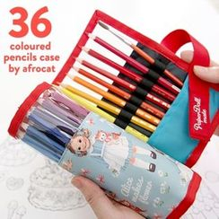 iswas - 'Paper Doll Mate' Series Pencil Case