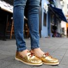 SO Central - Metallic Deck Shoes