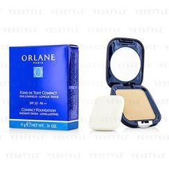 Orlane - Compact Foundation SPF22 (Raidant Finish/Long Lasting) - #03 Champagne