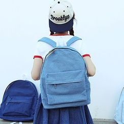 Youme - Denim Backpack