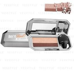 Benefit - They're Real! Duo Eyeshadow Blender (#Naughty Neutral)