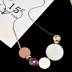 Best Jewellery - Color Block Necklace