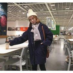 CosmoCorner - Long Woolen Coat