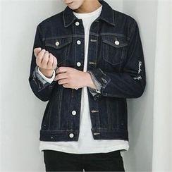 STYLEMAN - Washed Denim Jacket