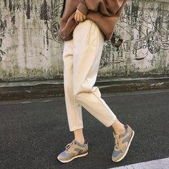 CosmoCorner - Cropped Harem Pants