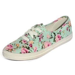 yeswalker - Floral Print Sneakers