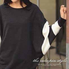 REDOPIN - Dolman-Sleeve Pullover