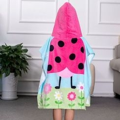 TAPIS - Kids Print Bath Robe