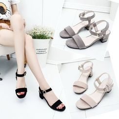 Sunsteps - Block Heel Sandals