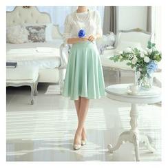 Zen Girl - Chiffon Skirt