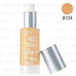 RMK - Gel Creamy Foundation SPF 24 PA++ (#104)