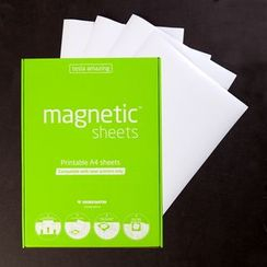 LIFE STORY - 'Magnetic' Series Sticky Sheets (Large) - A4, 50sheets