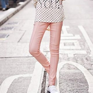 Tokyo Fashion - Seam-Front Skinny Pants