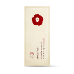 Innisfree - Camellia Essential Hair Mask Pack (Volume) 35g