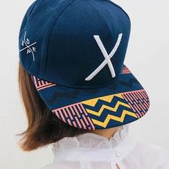 SOCOOL - Lettering Baseball Hat
